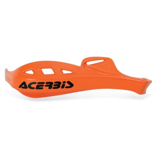 RALLY PROFILE HANDGUARDS ORANGE