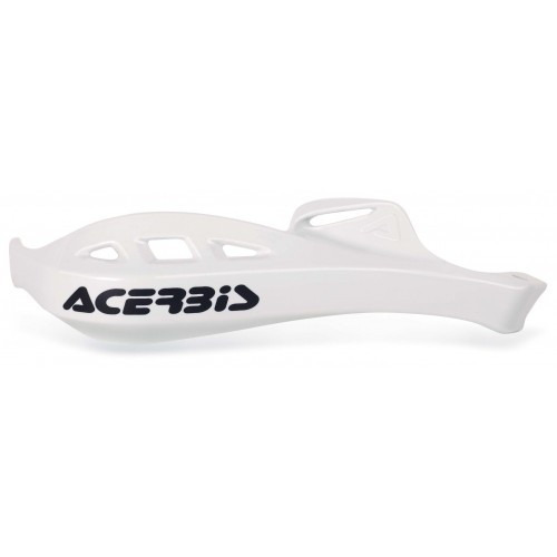 RALLY PROFILE HANDGUARDS WHITE