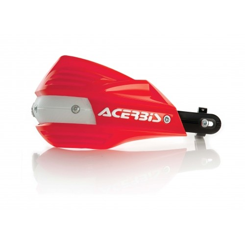 X-FACTOR HANDGUARDS RED WHITE