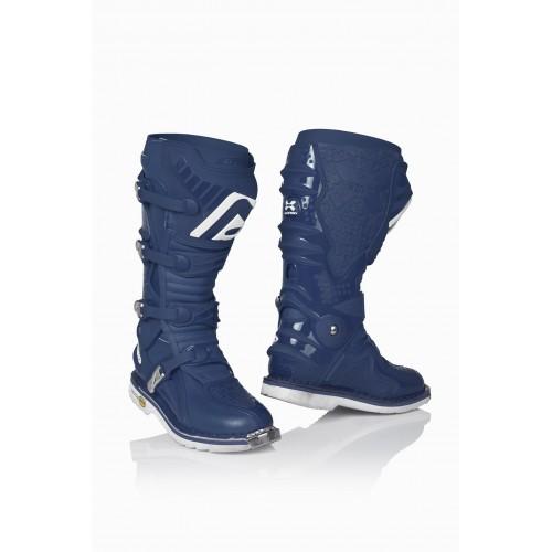 Мотоботы кроссовые X-MOVE 2.0 BLUE 2