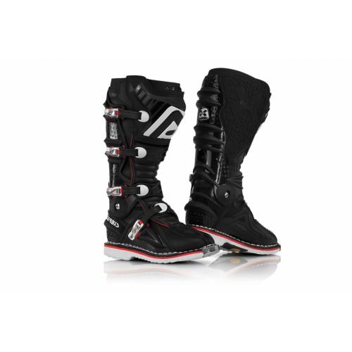 Мотоботы кроссовые X-MOVE 2.0 BLACK