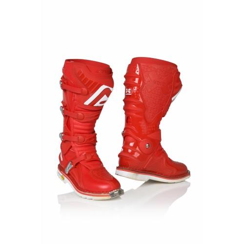 Мотоботы кроссовые X-MOVE 2.0 RED