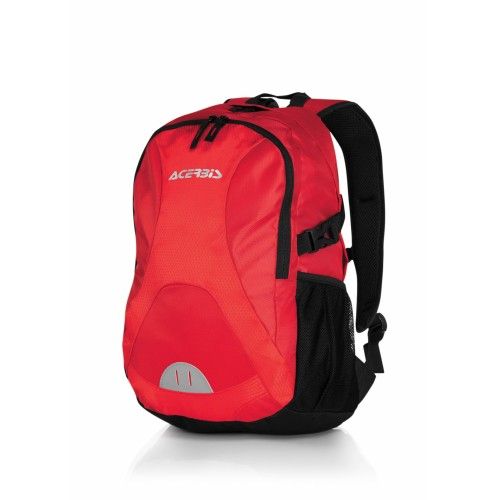 Рюкзак PROFILE BACKPACK RED BLACK