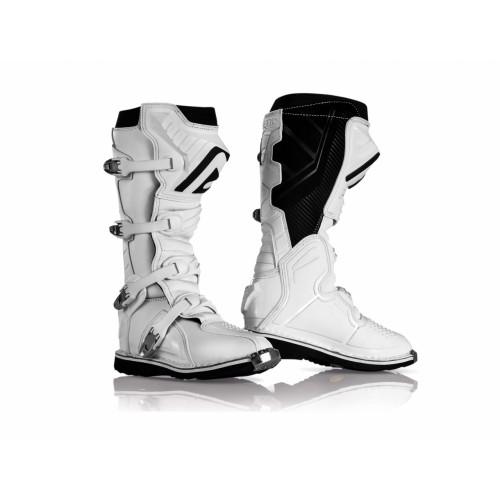 Мотоботы кроссовые X-PRO V. BOOTS WHITE