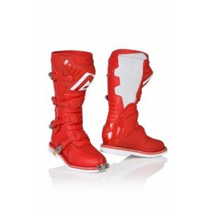 Мотоботы кроссовые X-PRO V. BOOTS RED