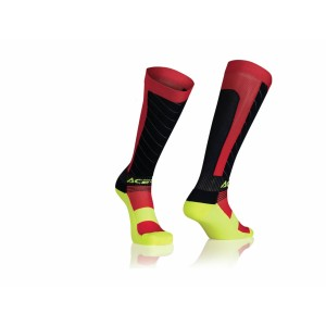 MX COMPRESSION BLUE RED