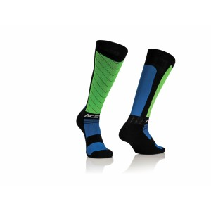 MX COMPRESSION BLACK BLUE