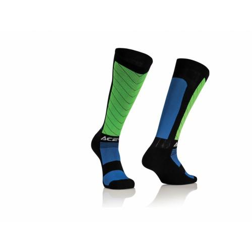 Носки компрессионные MX COMPRESSION BLACK BLUE