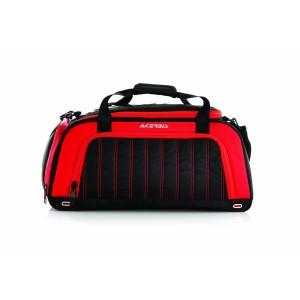 Дорожная сумка PROFILE BAG RED BLACK