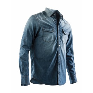 Рубашка джинсовая GREAT RIVER SHIRT