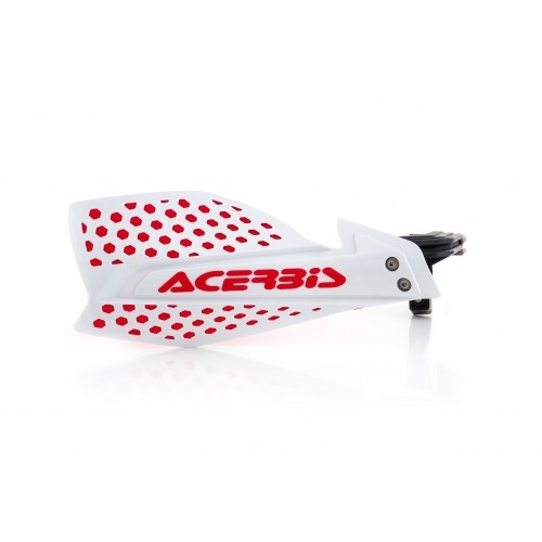 X-ULTIMATE HANDGUARDS WHITE RED