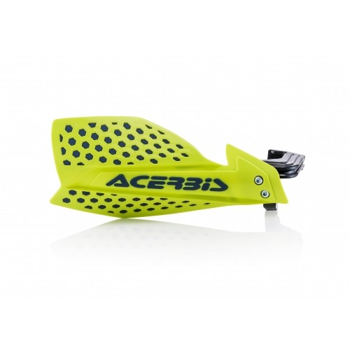 X-ULTIMATE HANDGUARDS YELLOW BLUE