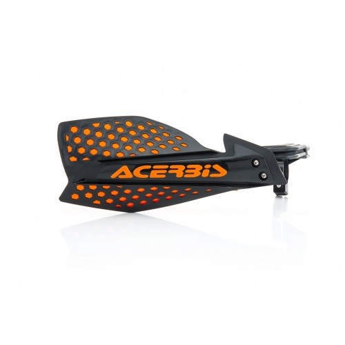 X-ULTIMATE HANDGUARDS BLACK ORANGE