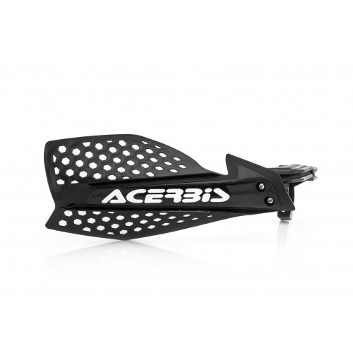 X-ULTIMATE HANDGUARDS BLACK WHITE