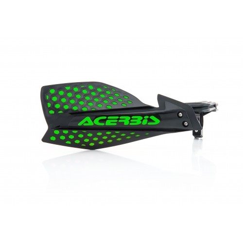X-ULTIMATE HANDGUARDS BLACK GREEN