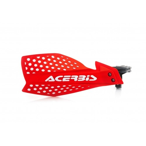 X-ULTIMATE HANDGUARDS RED WHITE