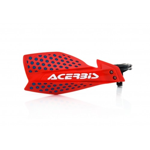 X-ULTIMATE HANDGUARDS RED BLUE