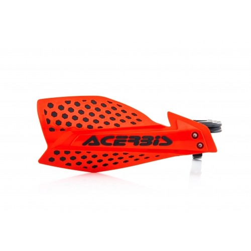 X-ULTIMATE HANDGUARDS RED BLACK