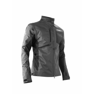 Мотокуртка ENDURO JACKET OFF ROAD GEAR BLACK GREY