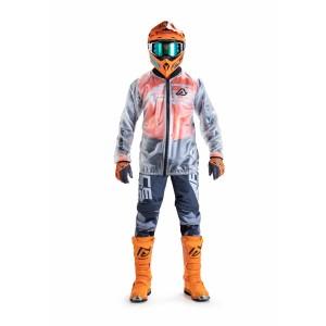 Куртка грязезащитная TRASPARENT PRO RAIN JACKET 3.0