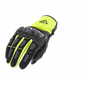 CE CARBON G 3.0 GLOVES YELLOW BLACK