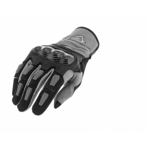 Перчатки CE CARBON G 3.0 GLOVES BLACK GREY