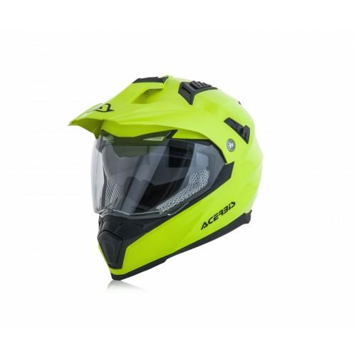 Шлем кроссовый FLIP FS-606 YELLOW 2