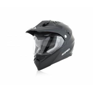 Шлем кроссовый FLIP FS-606 BLACK 2