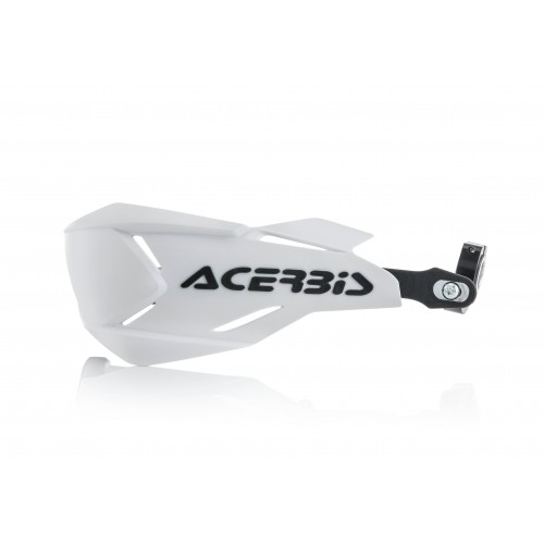 X-FACTORY HANDGUARDS WHITE BLACK