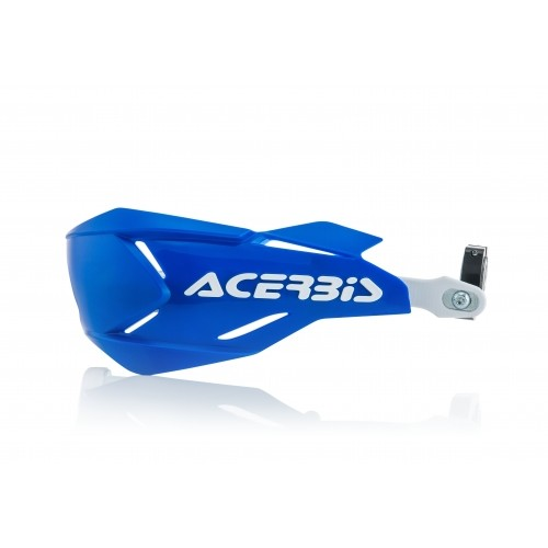X-FACTORY HANDGUARDS BLUE WHITE