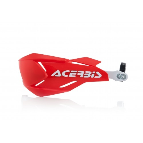 X-FACTORY HANDGUARDS RED WHITE