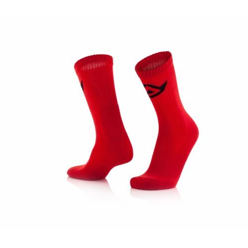 Носки COTTON SOCKS RED