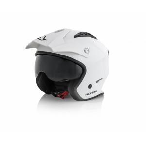 Шлем открытый JET ARIA WHITE