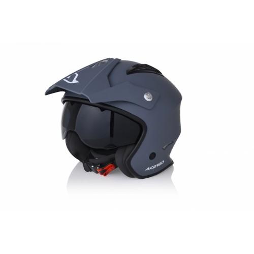 Шлем открытый JET ARIA GREY