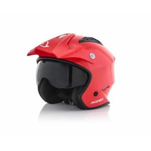 Шлем открытый JET ARIA RED