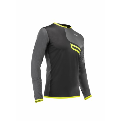 Джерси ENDURO ONE JERSEY BLACK YELLOW
