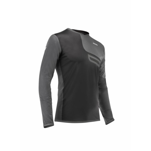 Джерси ENDURO ONE JERSEY BLACK GREY