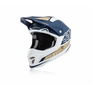 Шлем PROFILE 4 WHITE BLUE