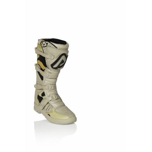 Мотоботы кроссовые X-TEAM BOOTS CAMO BROWN