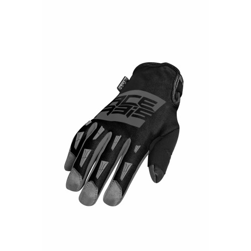 Перчатки MX-WP GLOVES GREY BLACK