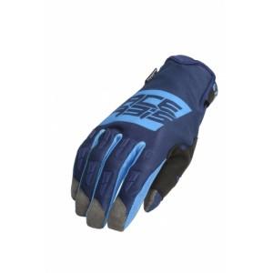 Перчатки MX-WP GLOVES BLUE 2 BLUE