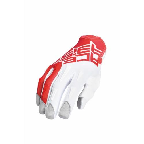 Перчатки кроссовые MX X-P GLOVES RED WHITE