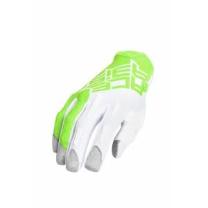 Перчатки кроссовые MX X-P GLOVES GREEN WHITE