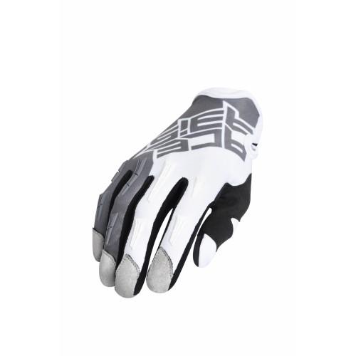 Перчатки кроссовые MX X-H GLOVES GREY WHITE