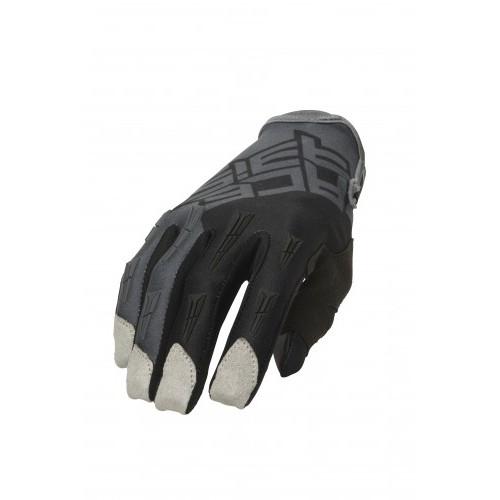 Перчатки кроссовые MX X-H GLOVES GREY BLACK