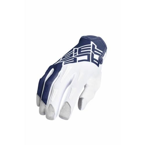 Перчатки кроссовые MX X-K KID GLOVES BLUE WHITE