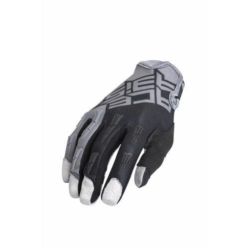 Перчатки кроссовые MX X-K KID GLOVES GREY BLACK