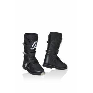 Мотоботы кроссовые X-KID BOOTS BLACK