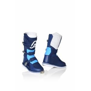 Мотоботы кроссовые X-KID BOOTS BLU2 BLU