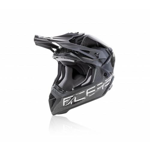 Шлем кроссовый STEEL CARBON SILVER